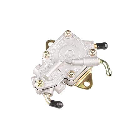 MOSTPLUS Fuel Pump Fits Yamaha RHINO 450 660 UTV 5UG13910010: Automotive