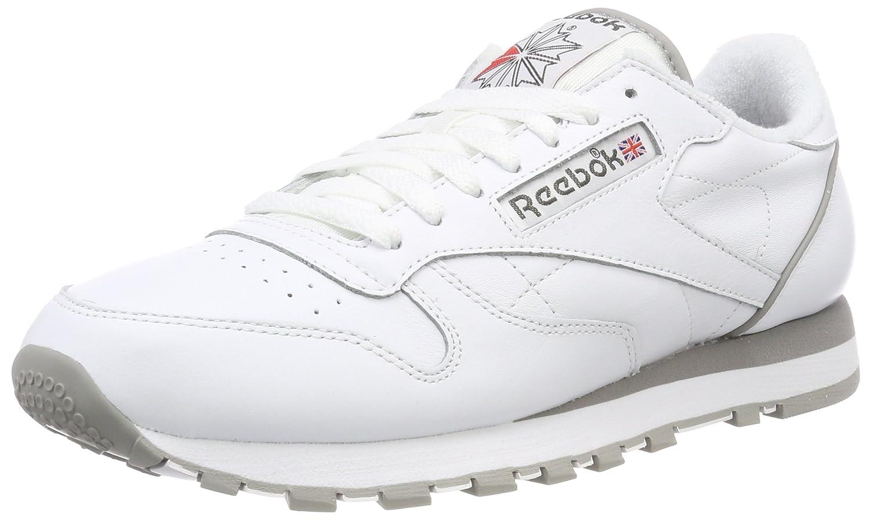 TALLA 39 EU. Reebok Classic Leather Archive, Zapatillas de Running para Hombre