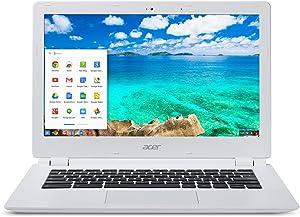 Acer Aspire CB5-311 13.3-inch Chromebook (White) - (Nvidia Tegra K1 2.1 GHz, 2GB RAM, 16GB eMMC, Integrated Graphics, Google Chrome)