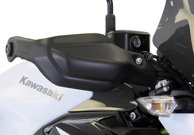 BODYSTYLE Handprotektoren schwarz-matt Z650 ER650H