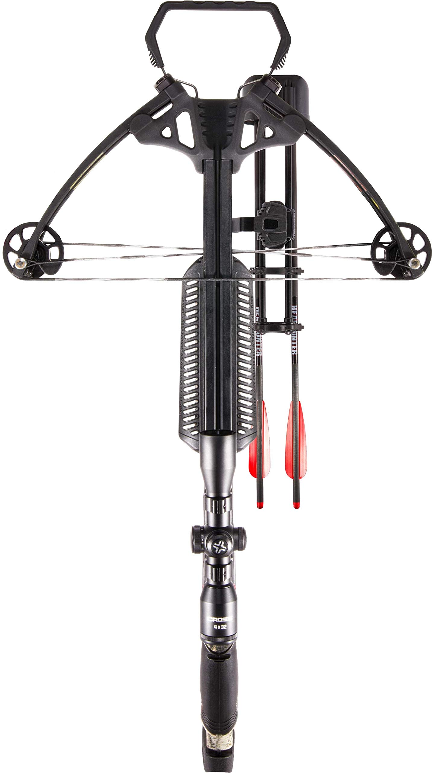 Barnett Whitetail Hunter II Crossbow | 350 Feet Per Second | Ready to Hunt Package by Barnett
