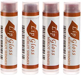 product image for Beeswax Lip Gloss - 4 Pack (Merlot Shimmer)