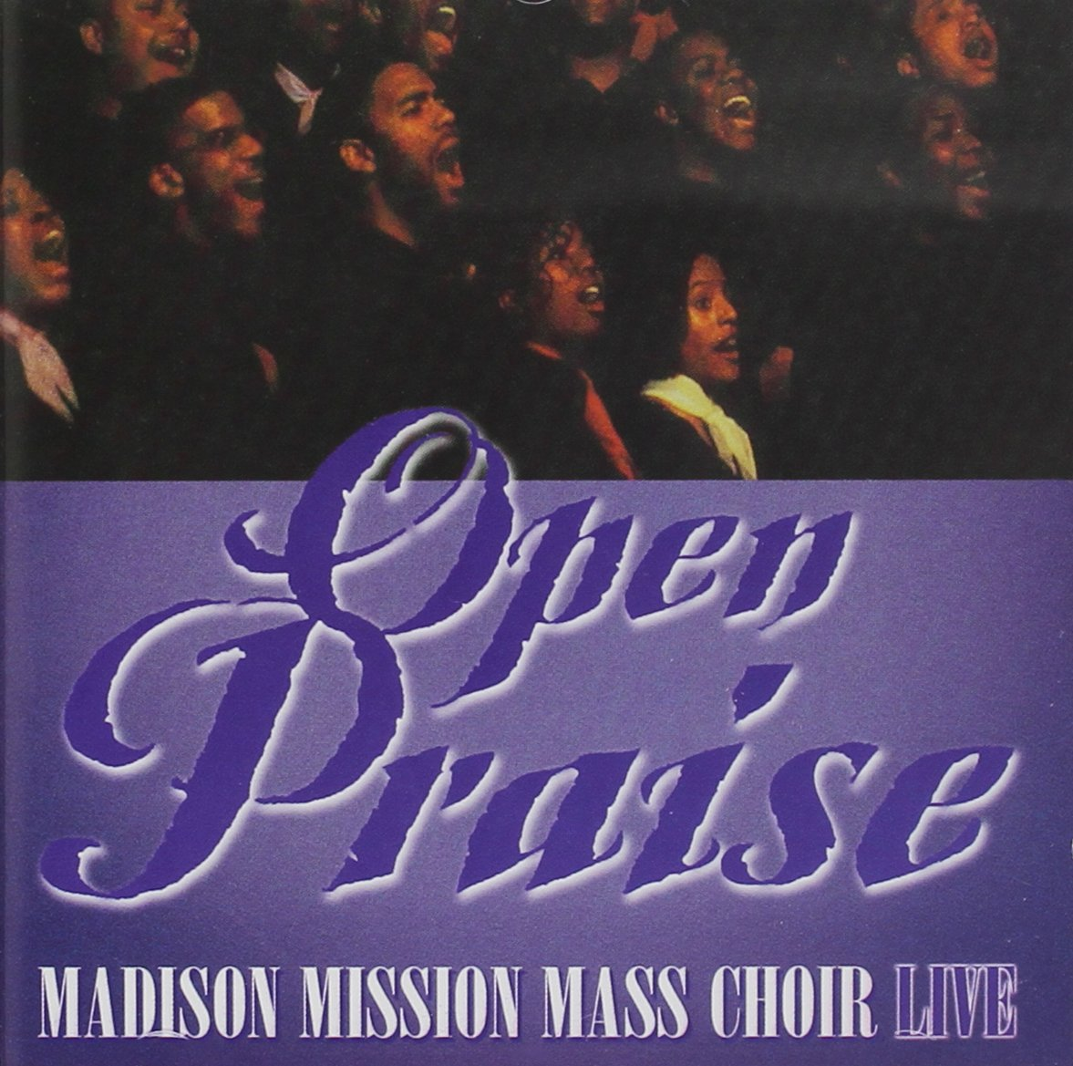 Open Praise by Madison Avenue Records