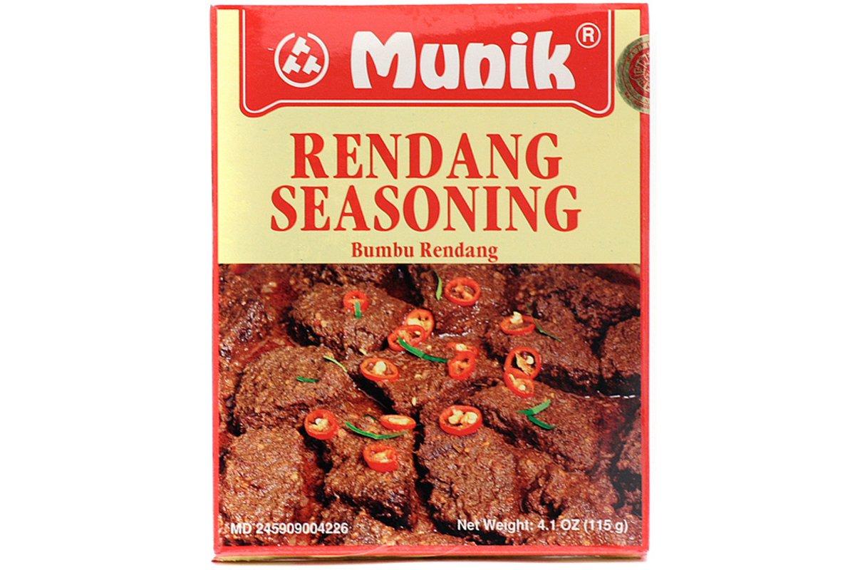 Bumbu Rendang (Beef in Chilli & Coconut Milk) - 4.1oz (Pack of 1)