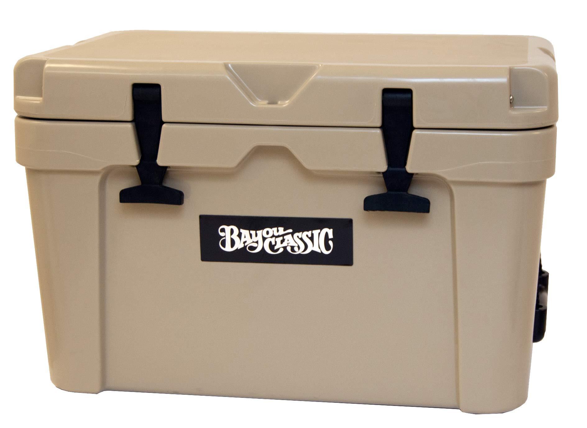 Bayou Classic BC25T BC25T-25-qt Bayou Cooler, 25qt, Tan by Bayou Classic