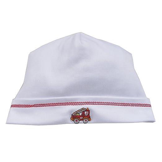 b8b2334314e Amazon.com  Kissy Kissy - Hook N Ladder Hat-Newborn  Clothing