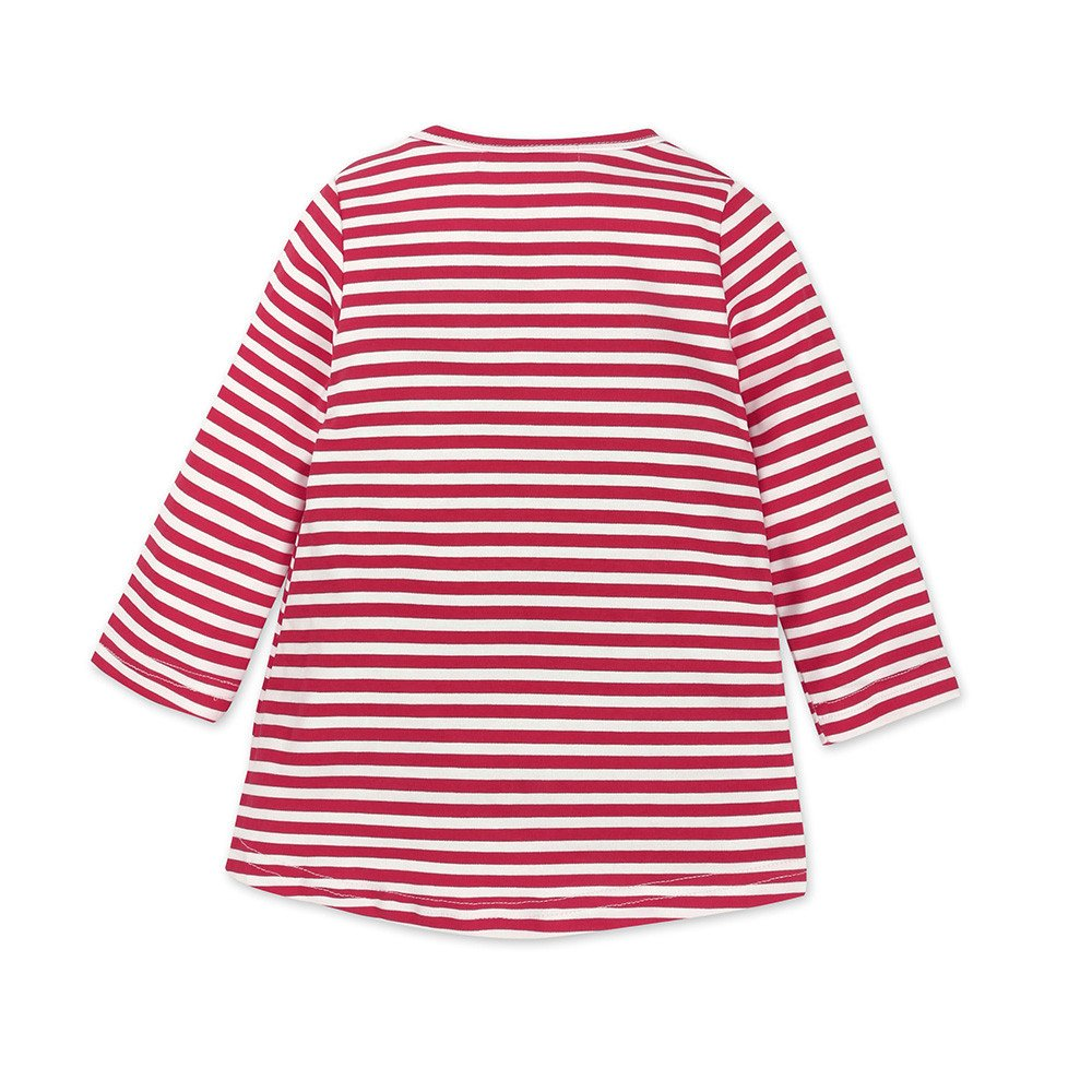Kehen Girl Pajamas Cotton Gown Kid Toddler Girl Christmas Dress Long Sleeve Midi Dress X-Mas Ugly Santa Claus Dresses