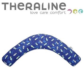 Theraline 52004803 Schutzhülle ST Fische blau (dunkelblau/gelb ...