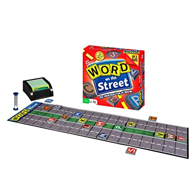Word On The Street - The Hilarious Tug Of Words: Toys & Games