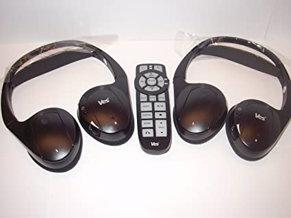 amazon com chrysler town and country dvd headphones headsets set rh amazon com Chrysler Sebring Manual Chrysler Town and Country Manual