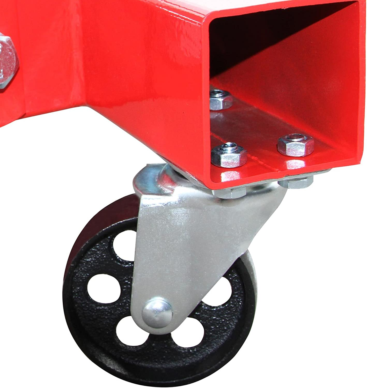 Otger Lensker Motorheber neues Modell mit Balancierer extra Kette