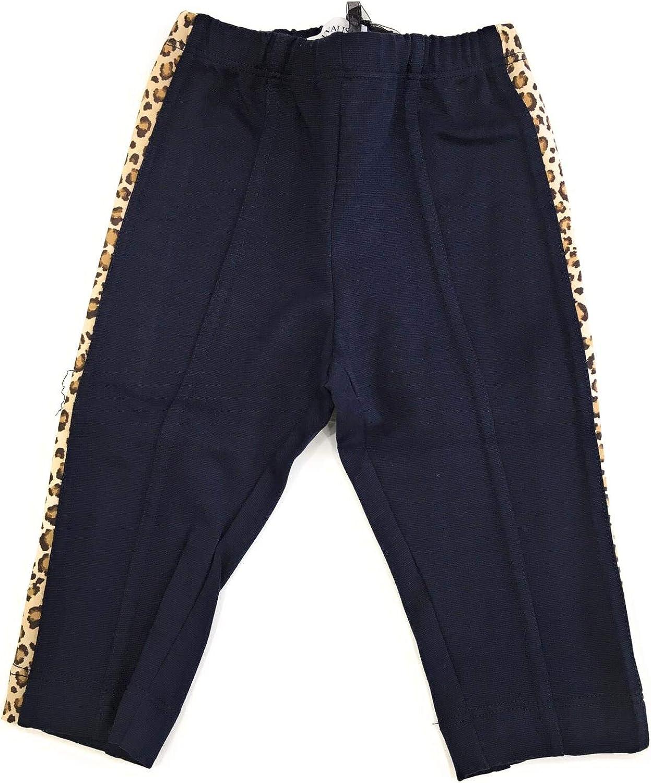 MONNALISA Bambina 314414 Blu Pantalone Inverno