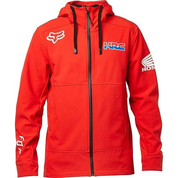 Fox Racing Chaqueta para Hombre HRC Pit Jacket (Rojo)