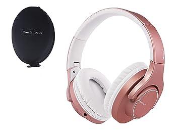 Powerlocus Casque Bluetooth Sans Filcasque Audio 30 Heures Jeux