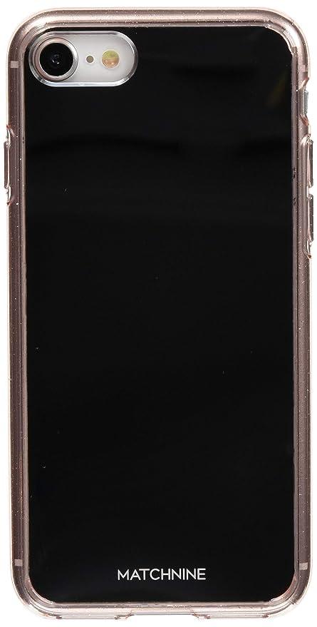 4036883913 Matchnine iPhone 8 / 7 ケース BOIDO MIRROR クリアピンククリスタル(マッチナイン ボイド ミラー