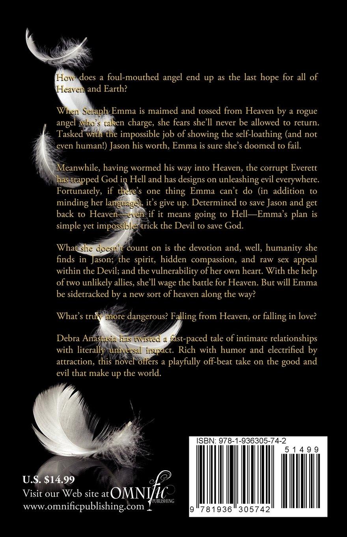 Amazon: Crushed Seraphim (the Seraphim Series) (9781936305742): Debra  Anastasia: Books