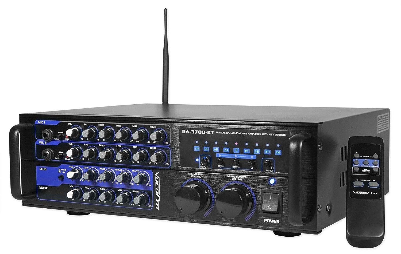 VocoPro Karaoke Equipment HV1200 21.00 x 21.00 x 23.00