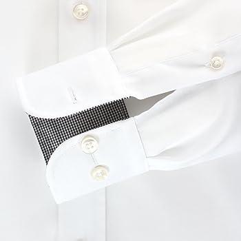 Casamoda Camisa estructurada sin Plancha Blanca Gris Oversize, 45-57:47: Amazon.es: Ropa y accesorios