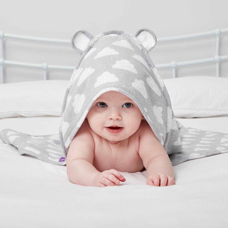 /nube nueve Snuz beb/é toalla con capucha/