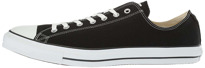 Converse All Star Ox Shoes - Black - UK 10.5 / US Mens 10.5 / US Women 12.5 / EU 44.5 15762