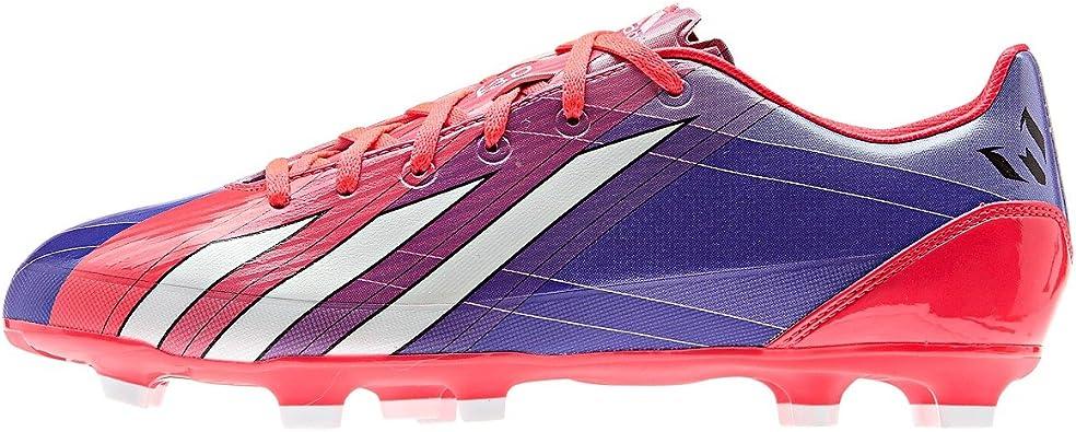 Amazon Com Adidas Men S F30 Trx Fg Messi Cleats Soccer