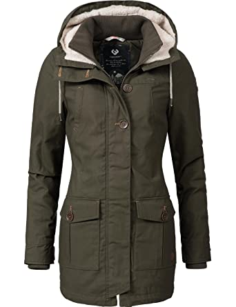 Xl Mantel Hergestellt6 Ym Winterparka Wintermantel Farben Xs Ragwear Damen Janevegan PuXZkOi