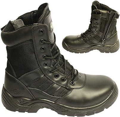 POWCOG Delta: Comfortable Black Leather