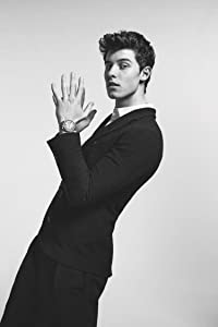 Shawn Mendes Poster Music Star Wall Print Wall Decor Shawn Mendes Black and White Wallpaper Home Decor Gift for Her Gift for Him