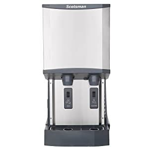 Scotsman HID312A Meridian Series ICE and Water Dispenser, Air Cooled