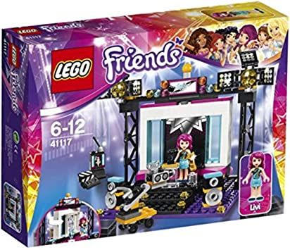 lego friends livi pop star
