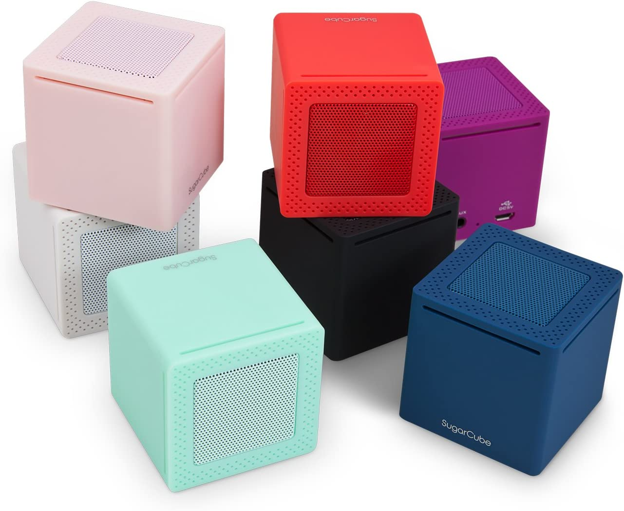 Antec Mobile Products Sugar Cube Portable Speaker (Blue)