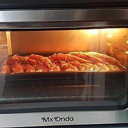 Mx Onda MX-HC2181 Horno de sobremesa con convección, 1600 W, 30 ...
