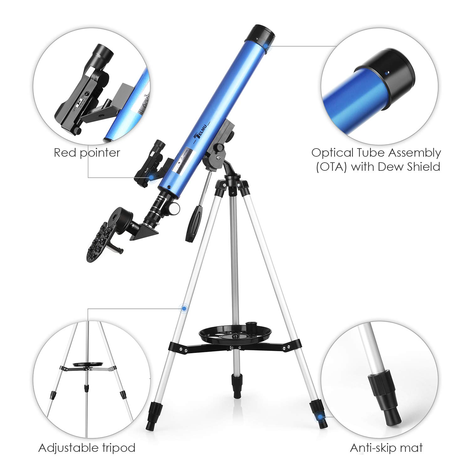 kids astronomical telescope toy