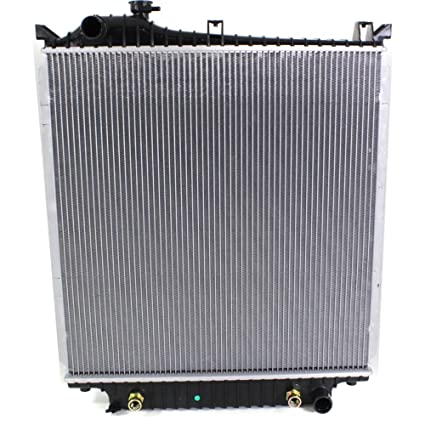 Evan-Fischer EVA2761130131055 Radiator 23.94 x 23.13 x 1.25 in. Core Dimensions Factory Finish