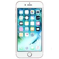 Apple iPhone 7 - 32GB - GSM Unlocked - Rose Gold (Certified Refurbished)