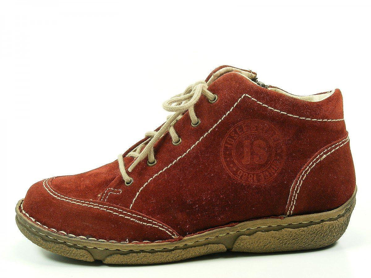 Rot Josef Seibel Damen Neele 01 Stiefel