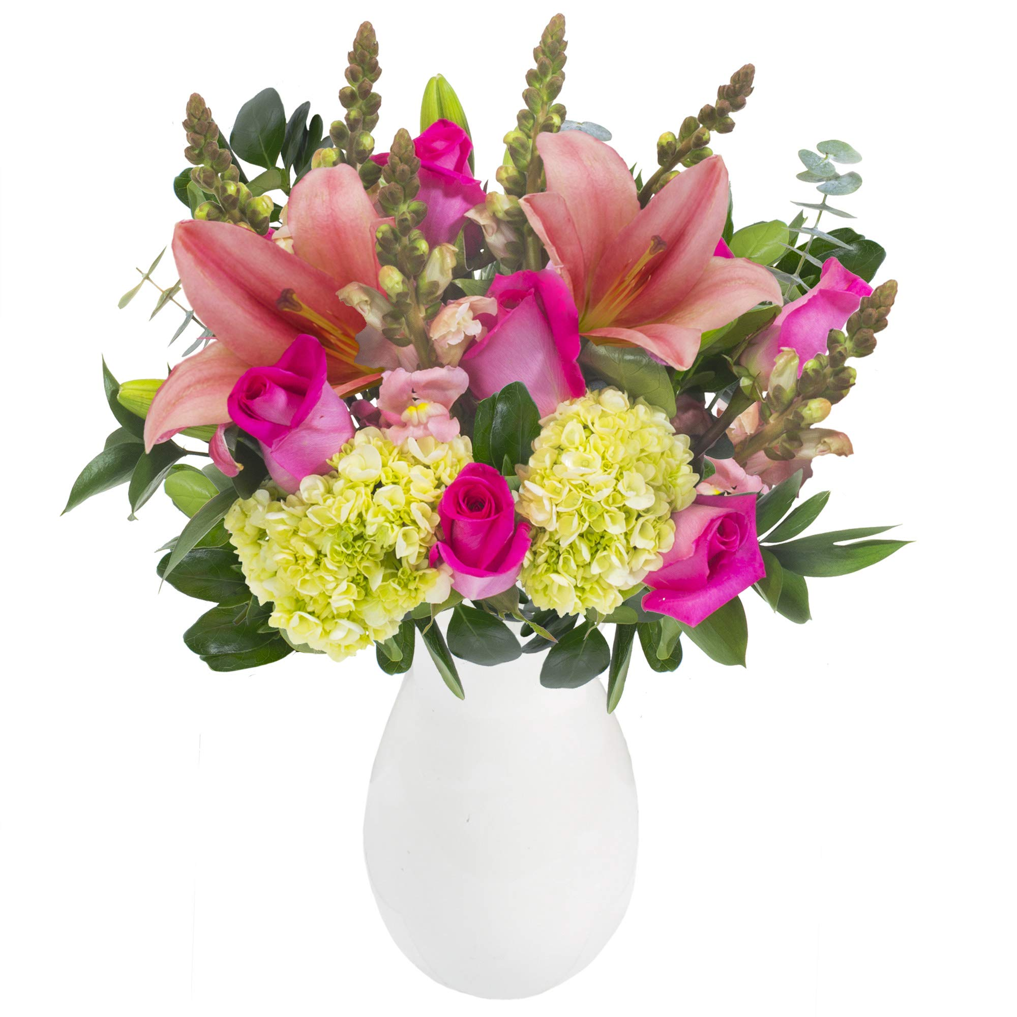 eFlowy - Queen Vase Floral Arrangement