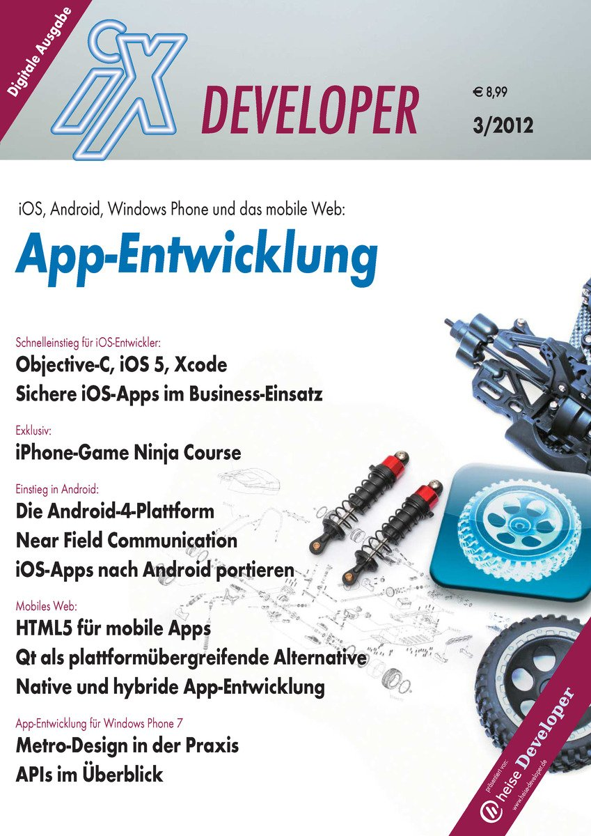 iX Developer App-Entwicklung: iOS, Android, Windows Phone ...
