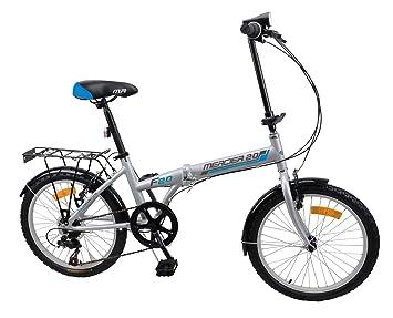 Mercier Bicicleta plegable de aluminio