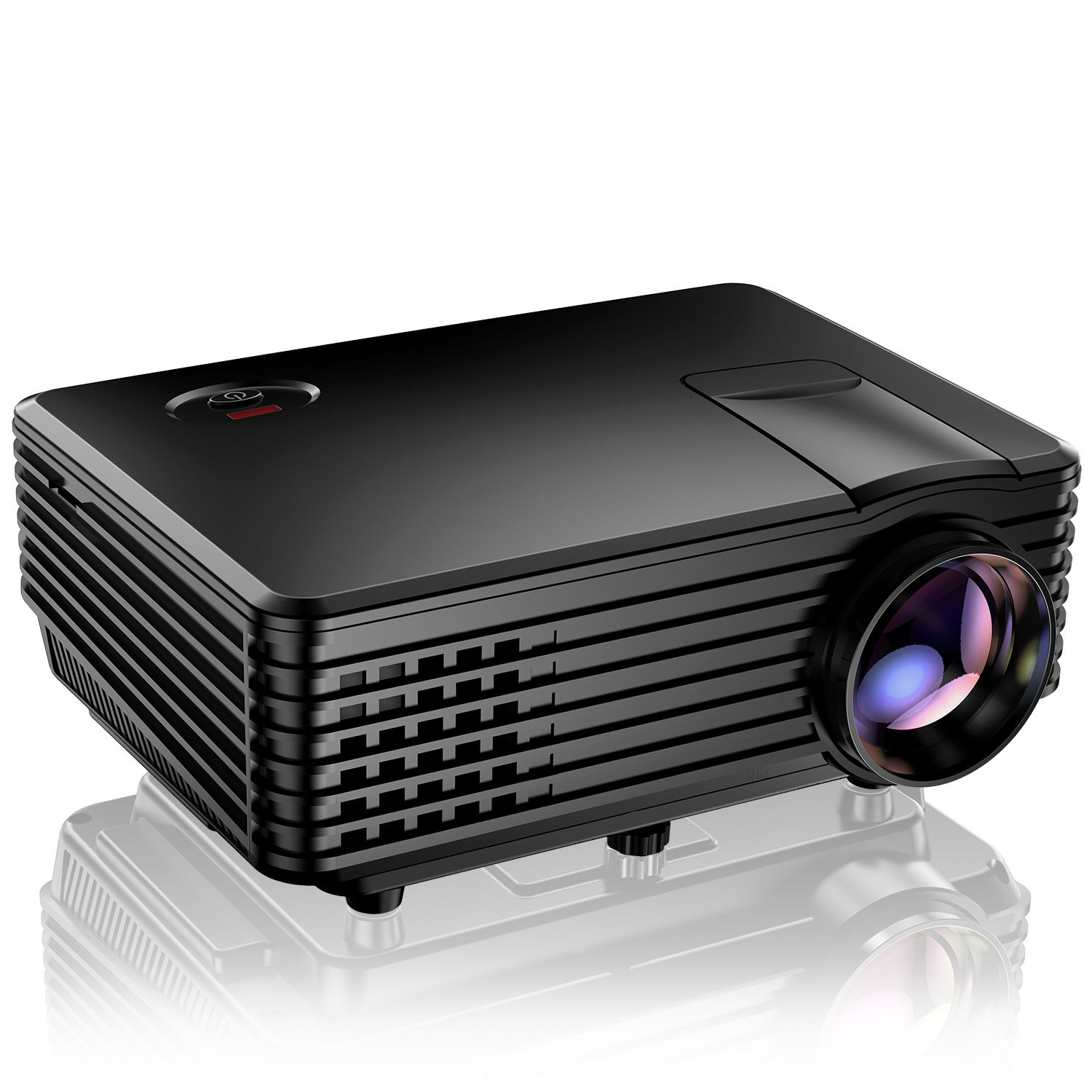 Proyector Mini Proyector TENKER RD Portable Home Cinema HD LED Vídeo Proyector