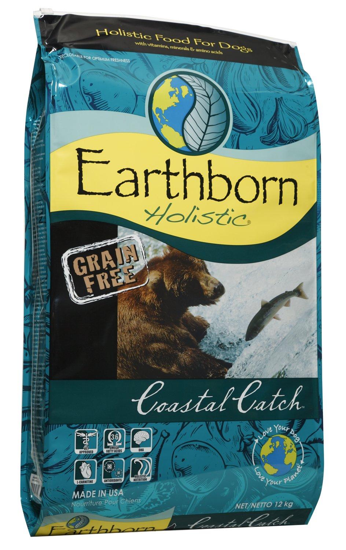 12 Earthborn Holistic Holistic Coastal Catch Dog Food 12 kg, 12 kilograms