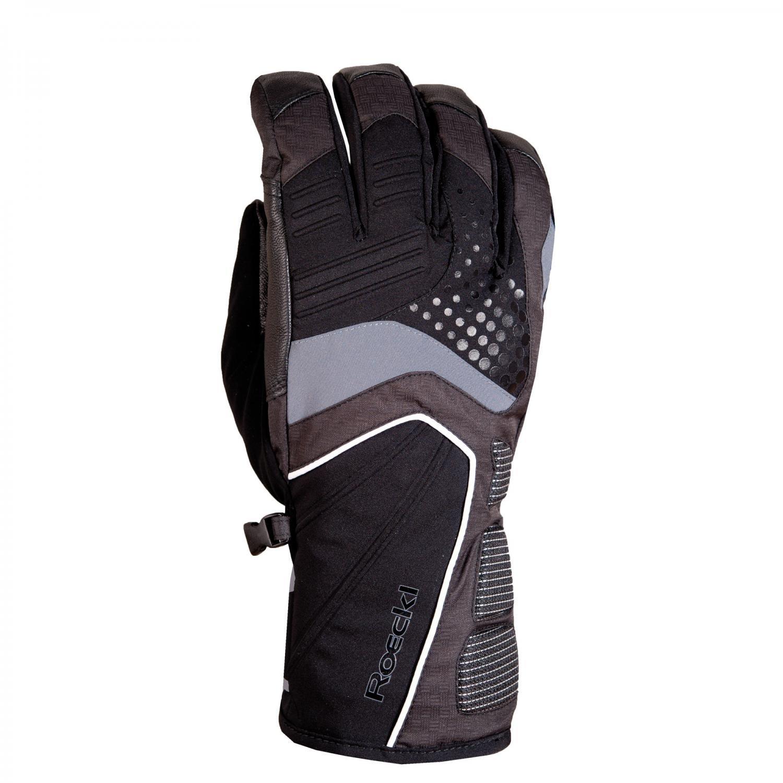 Roeckl Sporthandschuhe Men Gore Stalden GTX Herrenhandschuhe schwarz