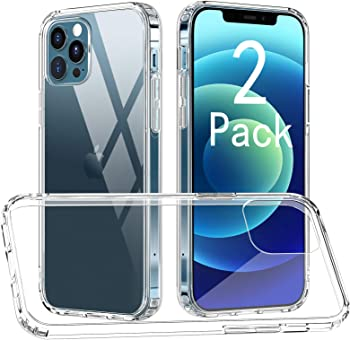 2-Pack CTYBB Clear Case for 6.1