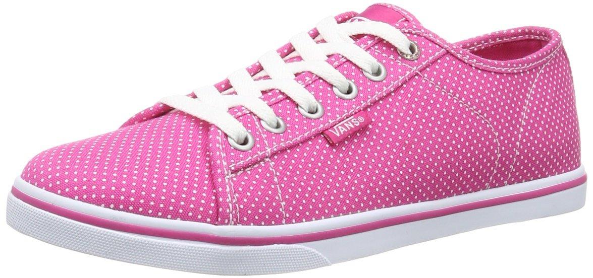 Vans W FERRIS LO PRO VUDOAU0 Damen Sneaker  37 EU|Rot ((Chambray) Mage)