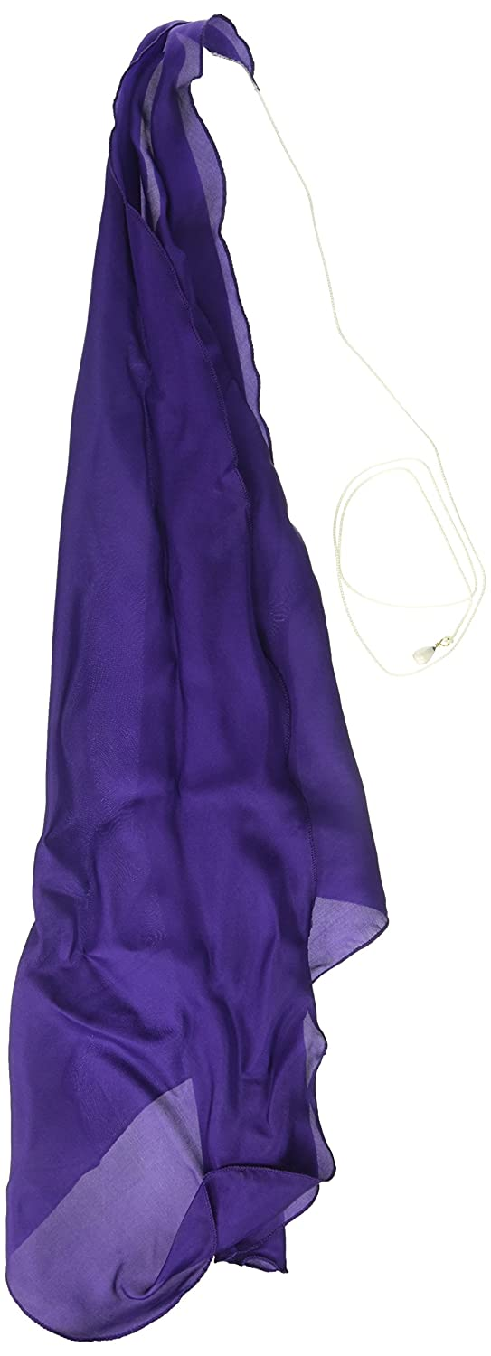 Hodge ASP Silk Alto Saxophone Swab, Purple