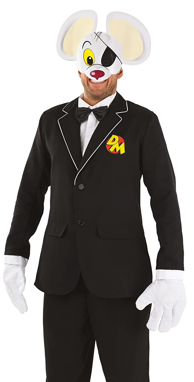 Fun Shack Secret Agent Danger Mouse Costume - MEDIUM