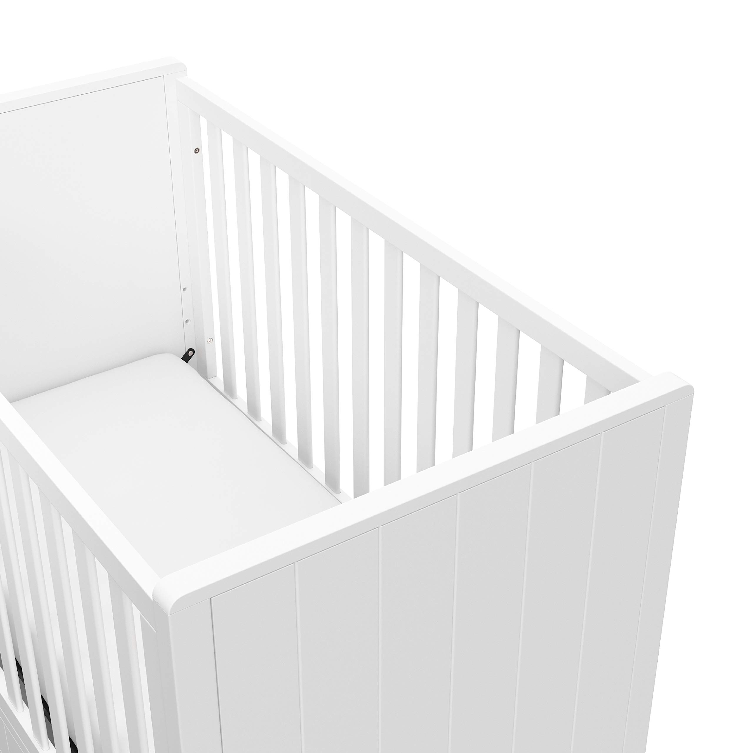 CHEAP Graco Cottage 3-in-1 Convertible Crib with Drawer ...