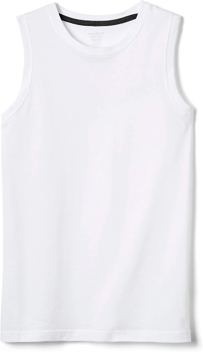 French Toast Boys' Sleeveless Muscle Tee