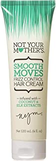 product image for Not Your Mothers Smooth Moves Hair Cream 4 Ounce Frizz Control (118ml) (3 Pack)