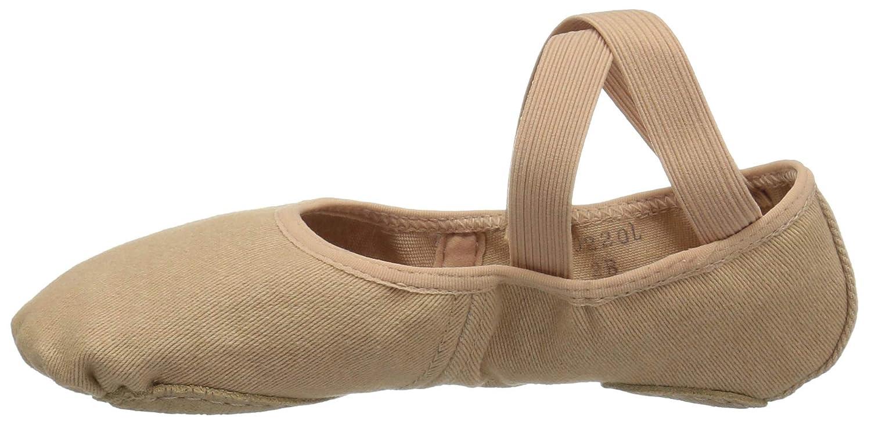 Bloch Dance Womens Infinity Stretch Canvas Ballet Slipper//Shoe